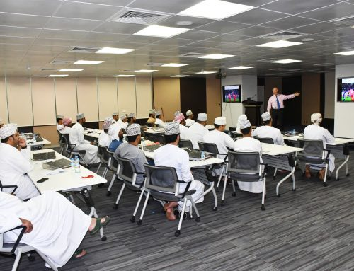 OIG Developing Omani Graduates