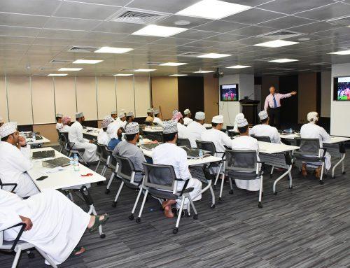 المجموعة العمانية الدولية تساهم في تطوير الخريجين العمانيين