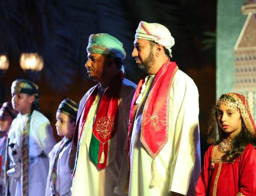 Oman International Group shares the happiness of Oman National Day